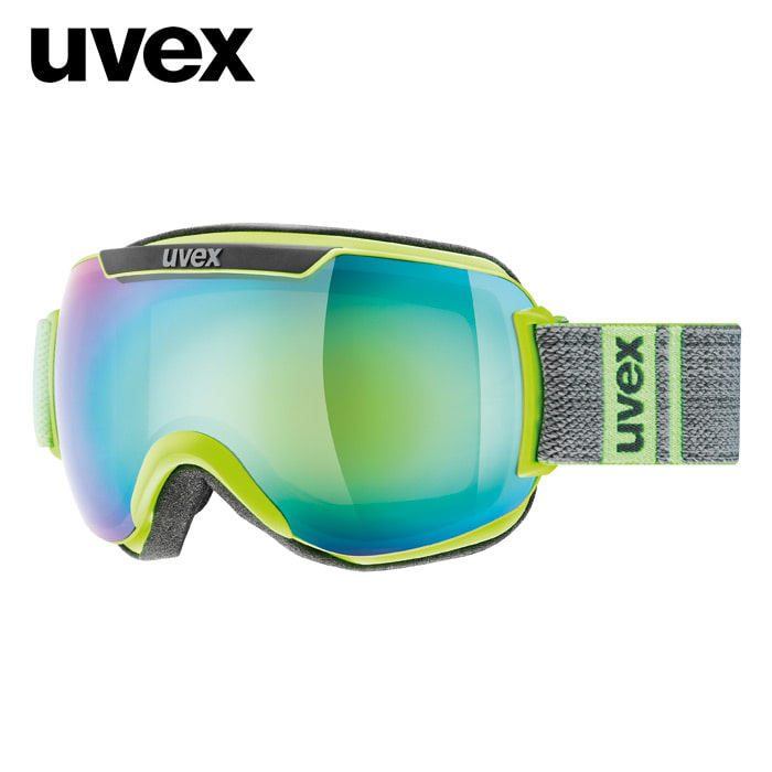 18/19 [우벡스] UVEX DOWNHILL 2000 FM - ASIAN FIT / LIME-GREY MAT